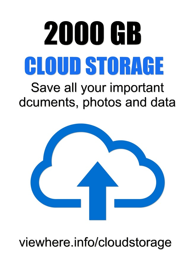 Get Backup Software & 2000 GB Cloud Storage at a Very Affordable Price