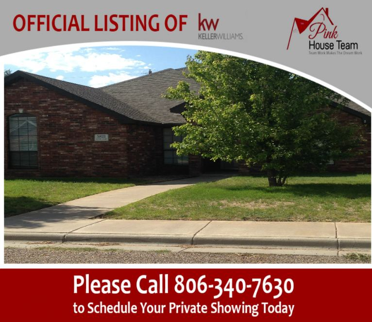 5821 Notre Dame Official Listing of Pink House Team