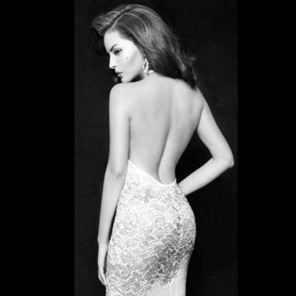 Jocell Villa - Miss Globe Mexico US 2014/2015