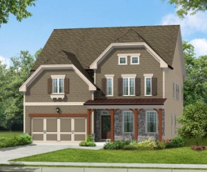Montgomery Home Design at Byers Landing