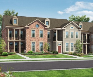 LuxuryTownhomes at Seven-Norcross