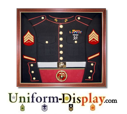 The Uniform Display Case