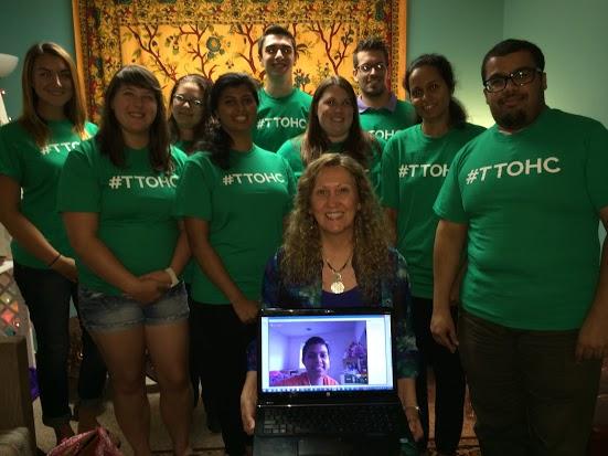 Weekly TTOHC intern meeting