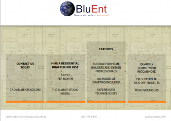 BluEntCAD Studio Model