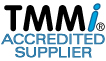 DCG is a TMMi Accredited Supplier.