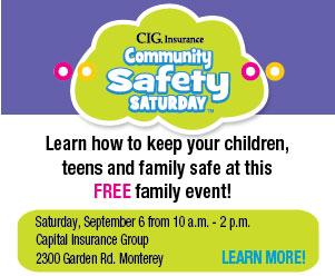 Community Safety Saturday