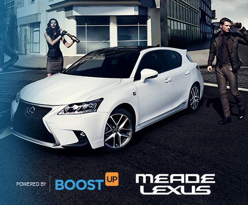 Nice Detroit Michigan Lexus Dealers Team Up With Boost