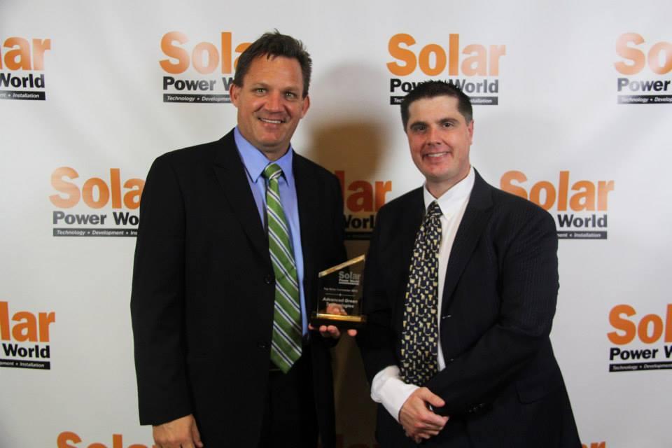 2013 Top Solar Contractor Gala Chicago