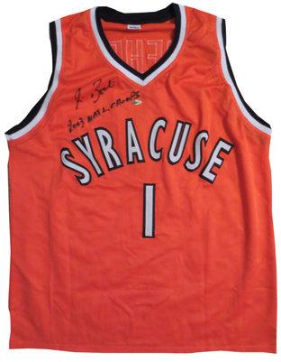 Jim Boeheim Signed Syracuse Jersey