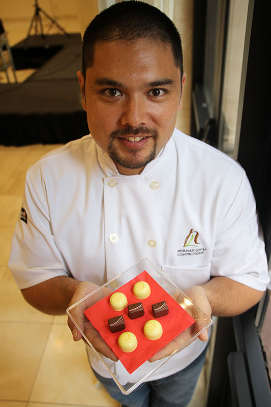Pastry Live's 2014 Chocolatier of the Year - Justin Fry