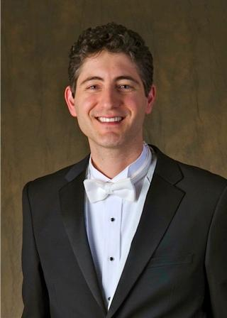 William Kinne, conductor and musical director, Boulder Concert Band