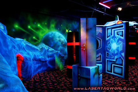 Creative Works Refreshes and Re-Themes Laser Tag