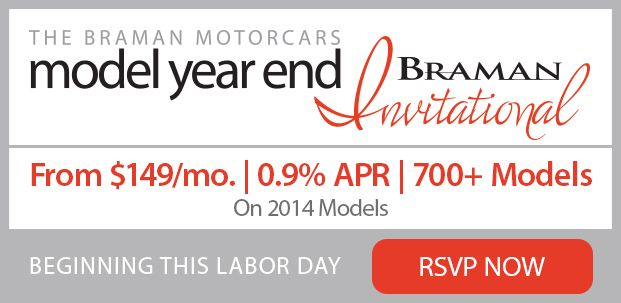 Happening Now: 2014 Model Year End Invitational