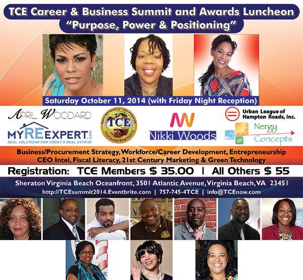 For More info Click TCEsummit2014.Eventbrite.com