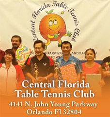 Central Florida Table Tennis Club