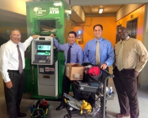 First Commons Bank Announces First Stand-Alone ATM