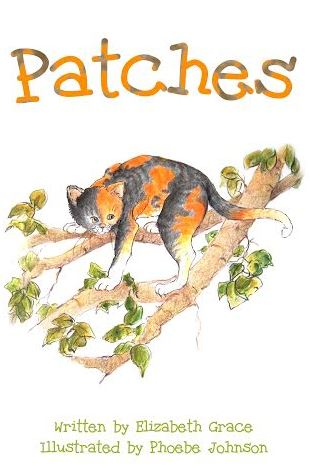 Patches, A new children's book by Elizabeth Grace
