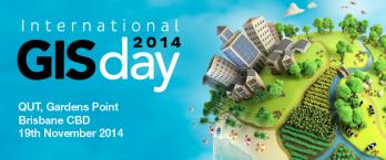 Brisbane GIS Day banner