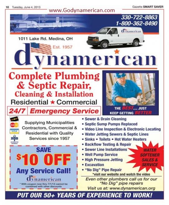 Dynamerican Complete Plumbing Solution
