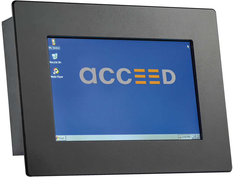 BSP-1070 panel PC from Acceed (www.acceed.com)