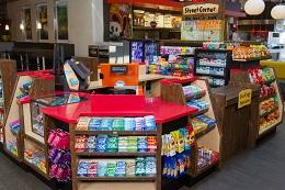 The new Street Corner store in Escondido's North County Mall