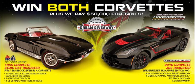 CorvetteDreamGiveaway_2016PressRelease