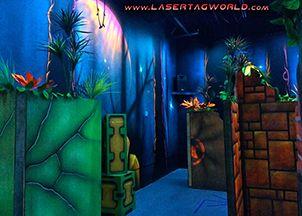 Creative Works Designs Custom Laser Tag Arenas