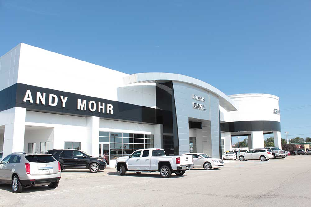 Andy Mohr Gmc >> Andy Mohr Buick GMC Hosts Ultimate Tailgate Event Sept 13 ...