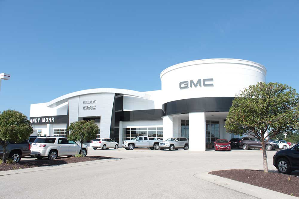 Andy Mohr Buick Gmc Hosts Ultimate Tailgate Event Sept 13