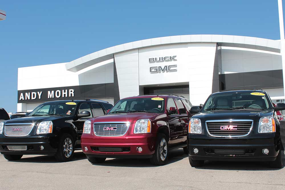 Andy Mohr Gmc >> Andy Mohr Buick Gmc Hosts Ultimate Tailgate Event Sept 13 14