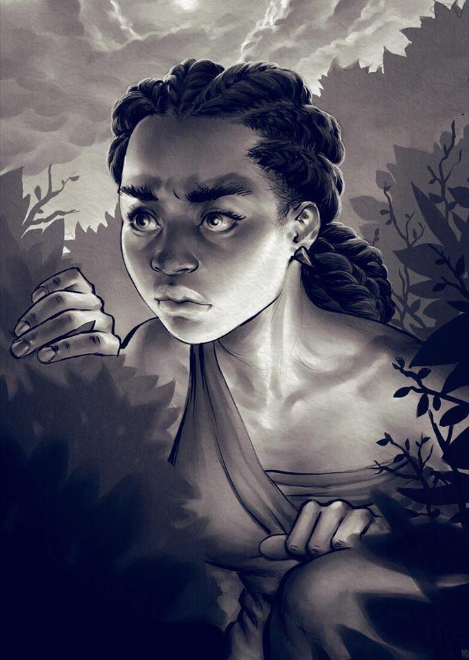 Nandi by Paul Davey