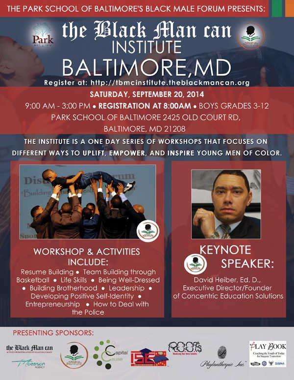 TBMCI Baltimore - September 20th