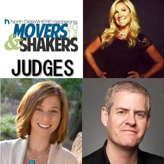 Judges North Delaware Happening Movers & Shakers