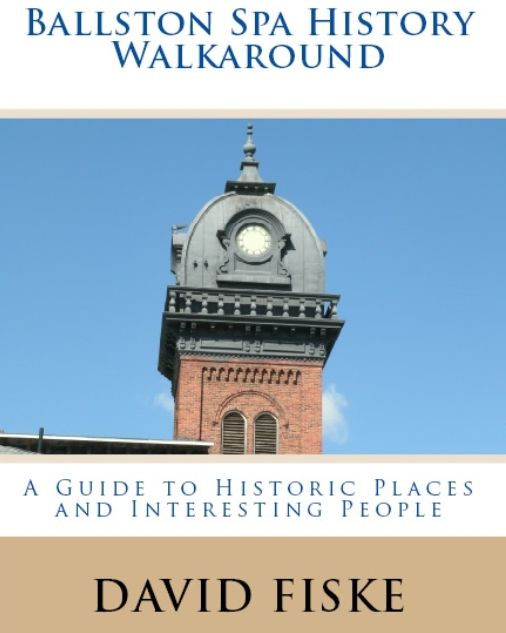 Book: Ballston Spa History Walkaround