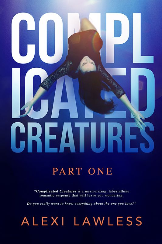 Complicated Creatures Part One now available on Amazon.com