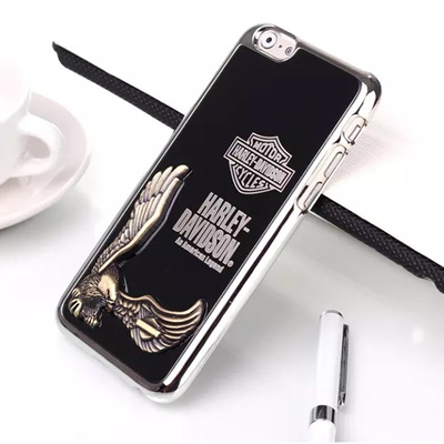 Zippo 3D Harley Davidson metal case for iphone 6