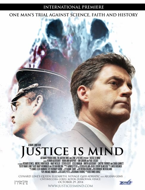 Justice Is Mind - Cunard Line's Queen Elizabeth