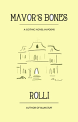 Mavor's Bones: A Gothic Novel-in-Poems
