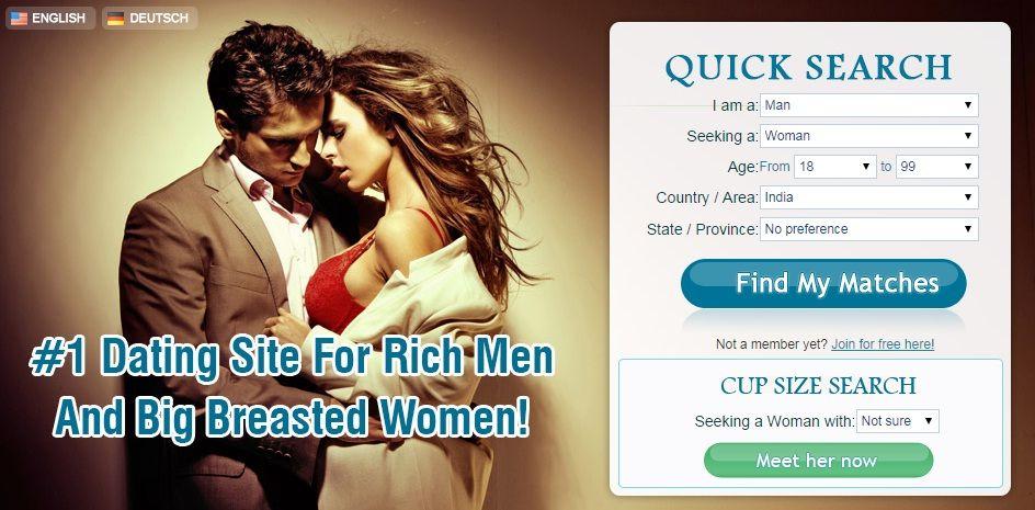 Dating site Cup størrelse