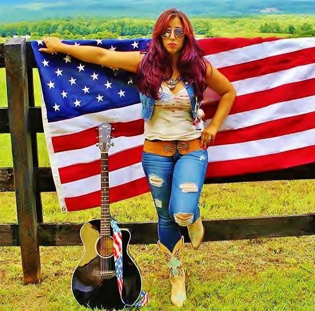 New Jersey S Country Rocker Cowgirl Nikki Briar