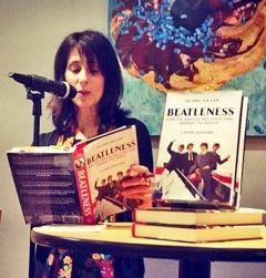 Beatles expert Candy Leonard -author of 'Beatleness'