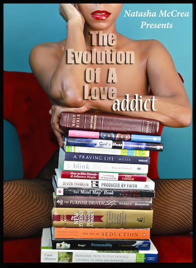 Evolution of a Love Addict Poster