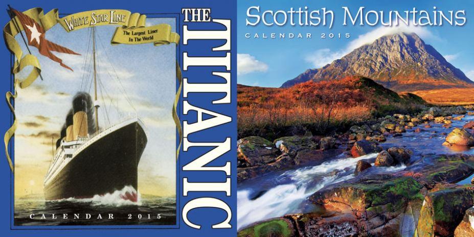 Ulster-Scot 2015 Calendars