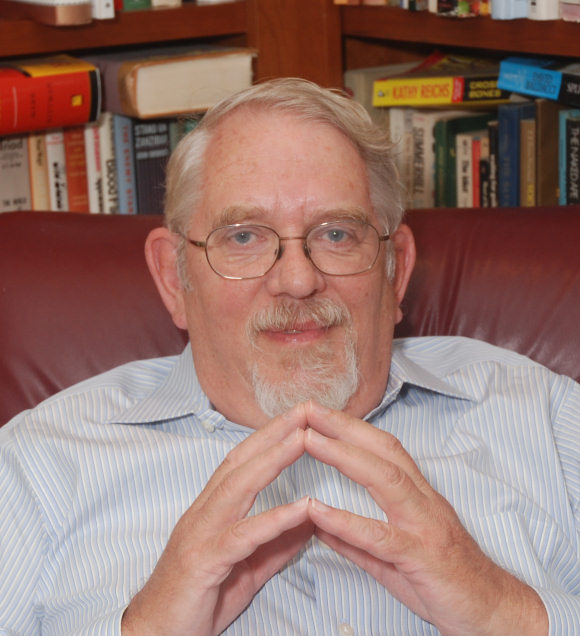 author James Cooper