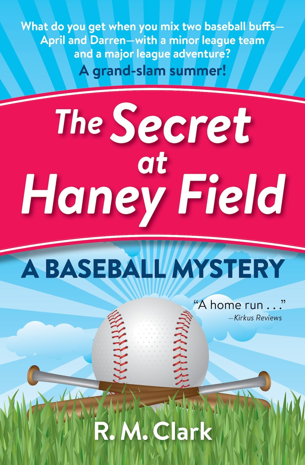 MB Publishing's New Middle-Grade Baseball Novel for Mystery Fans by R.M. Clark