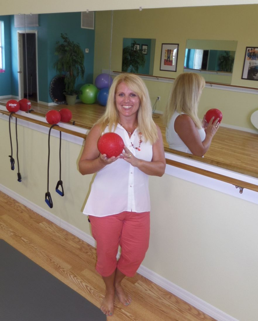 Gayle Jaffe has Opened Beach Barre Fitness in Flagler Beach.