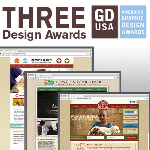Signalfire Wins Three National Design Awards For Website and Logo Design
