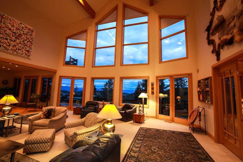 Kalispell Montana Luxury Home Auction
