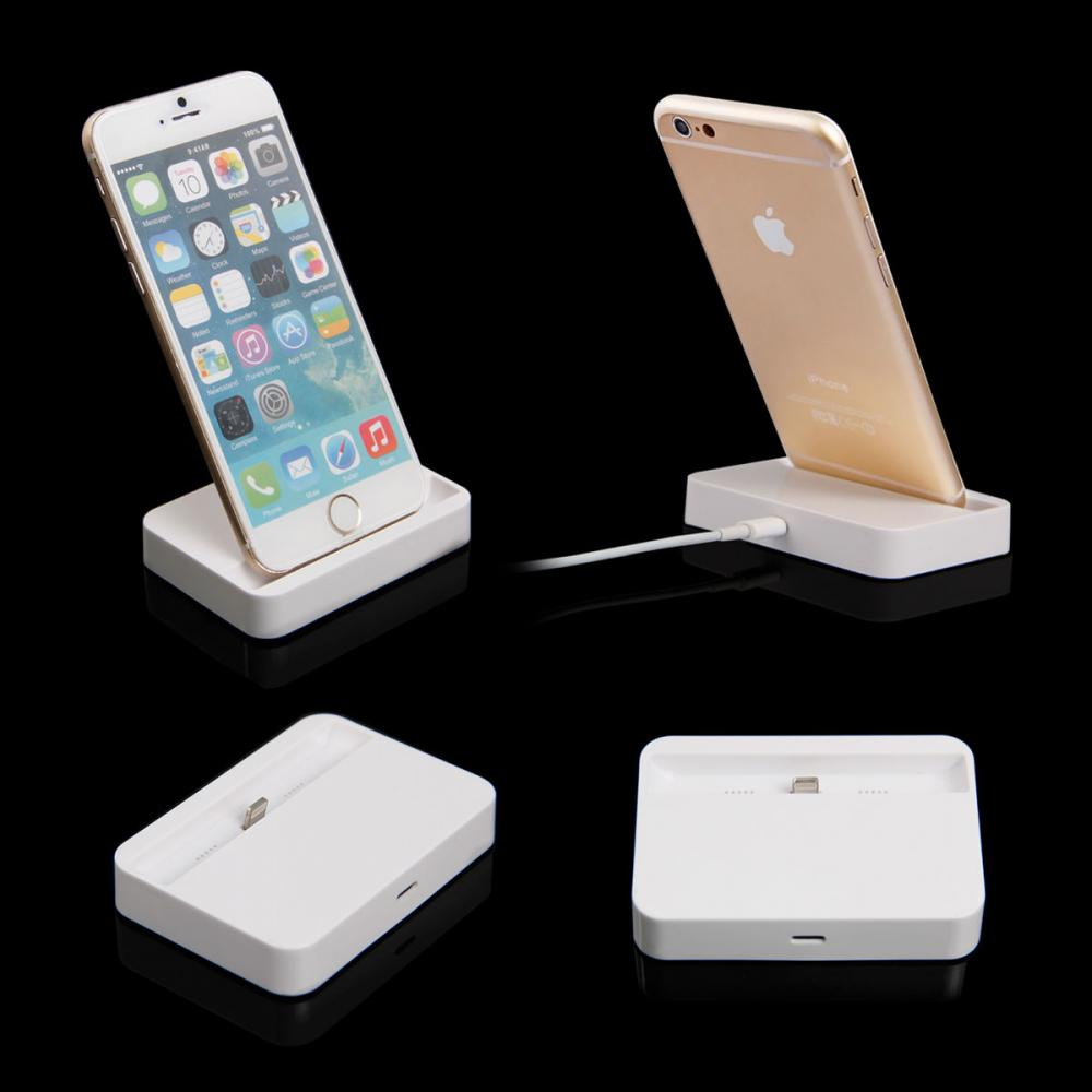 iphone 6 desktop charging dock station lovegizmo prlog. Black Bedroom Furniture Sets. Home Design Ideas
