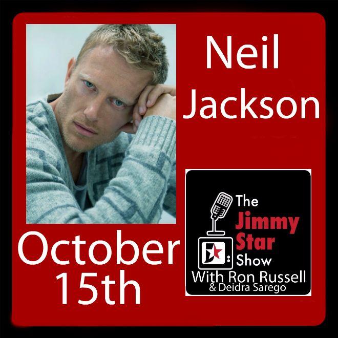 Neil Jackson on The Jimmy Star Show